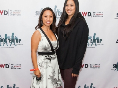 Tricia Lee and Charissa Sanjarernsuithikul