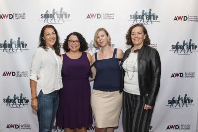 Donna Wheeler, Julia Camara, C.M. Landrus, Sarah Bullion
