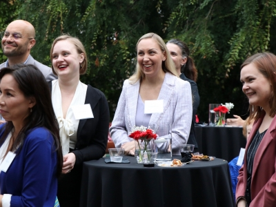 Industry guests at our 2019  Friends of AWD Summer Event