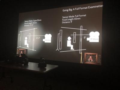 Tech talk at Canon
